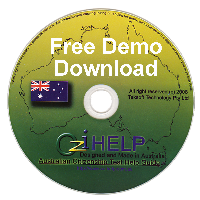 Ozihelp (Australian citizenship test help guide) CD demo